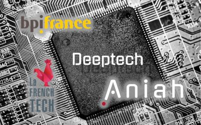 French Tech Emergence status awarded to Aniah